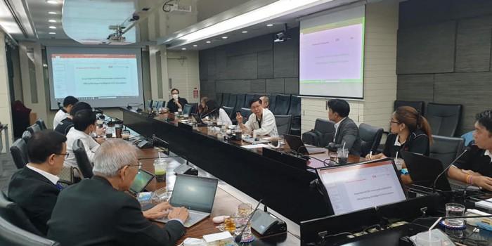 CCTV THAILAND เข้าร่วมการประชุมสามัญประจำปี 2563 สมาคมระบบกล้องวงจรปิดอัจฉริยะไทย (iCA) ณ.ห้องประชุม M-506 ชั้น 5 อาคาร MTEC สวทช.