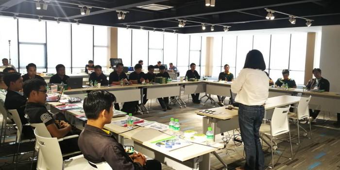 ทีมงาน CCTV(Thailand) ได้รับเชิญเป็นวิทยากรร่วมบรรยายภายในงาน Fiber Optic Network
