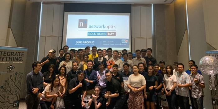 บรรยากาศภายในงาน Nx Security Innovation Day 2019