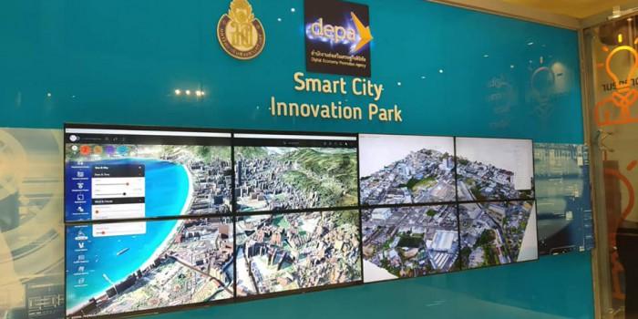 คุณกฤษฎา ปานบำรุง ได้รับเชิญเป็นวิทยากรในหัวข้อ Smart City ให้ผู้บริหารและสมาชิกสภาหลายเทศบาลในพื้นที่ภาคใต้